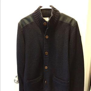 Fjallraven button up sweater